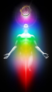 This image represents the healing power from within to the universal light or God as we come to understand its power and authenticity in all of us.